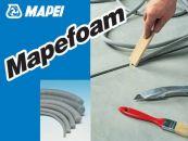 Mapefoam (Мапефоам) – шнур круглого сечения из пенополиэтилена для коррекции глубины деформационных швов 6 х  550мм