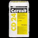 Ceresit cd 24. Финишная шпаклевка для бетона (до 5 мм) 25кг розница