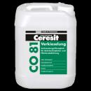 Ceresit cо 81. Инъекционное средство для блокирования капиллярной влаги в кладках 30кг розница