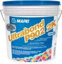 Mapei ultrabond p902 2k двухкомпонентный эпоксиднополиуретановый клей для деревянных полов темный 10кг